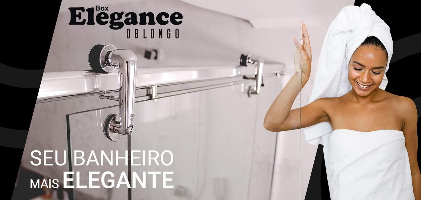 Box Elegance Tubo Oblongo
