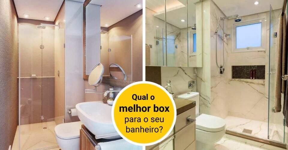 Qual o melhor box para o seu banheiro?